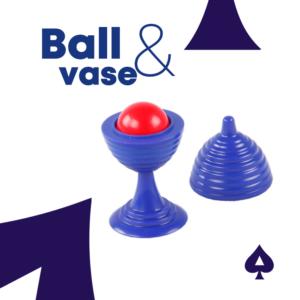 """El truco de la copita y la bola """"Ball and Vase"""""""