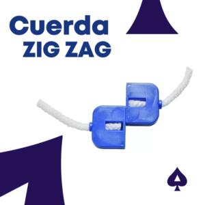 Cuerda Zig Zag