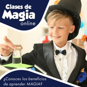 Clases de magia online